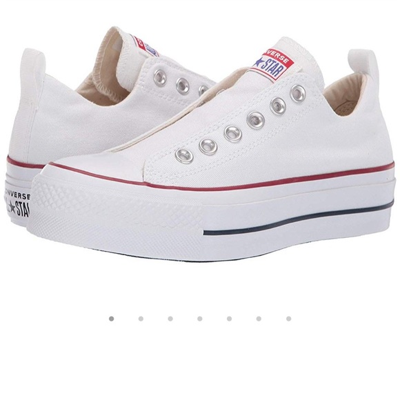 Converse Chuck Taylor All Star platform slip on